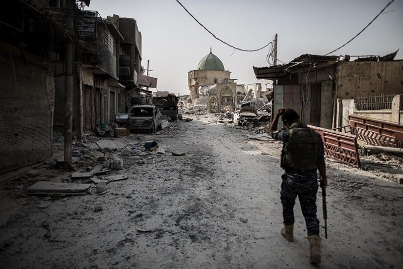 Город Мосул, Ирак