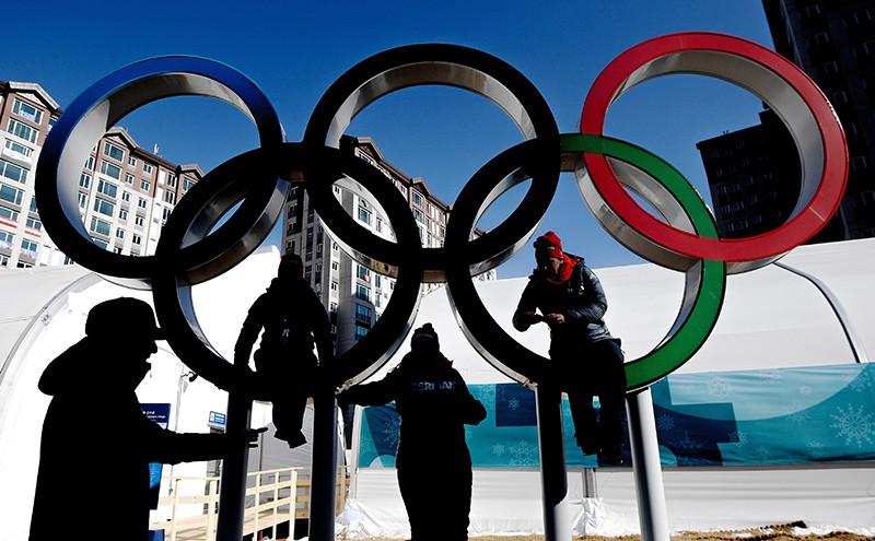 Олимпийские игры 2018 в Пхенчхане