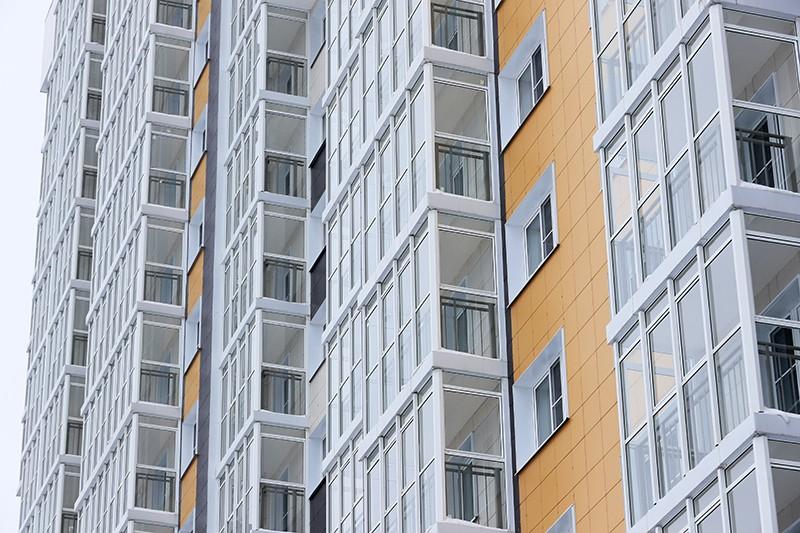 Первый дом по адресу: 5-я Парковая улица, д. 62Б. готов к заселению по программе реновации в Москве