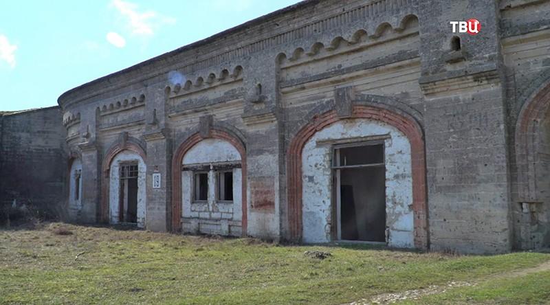 Музей-заповедник в Крыму