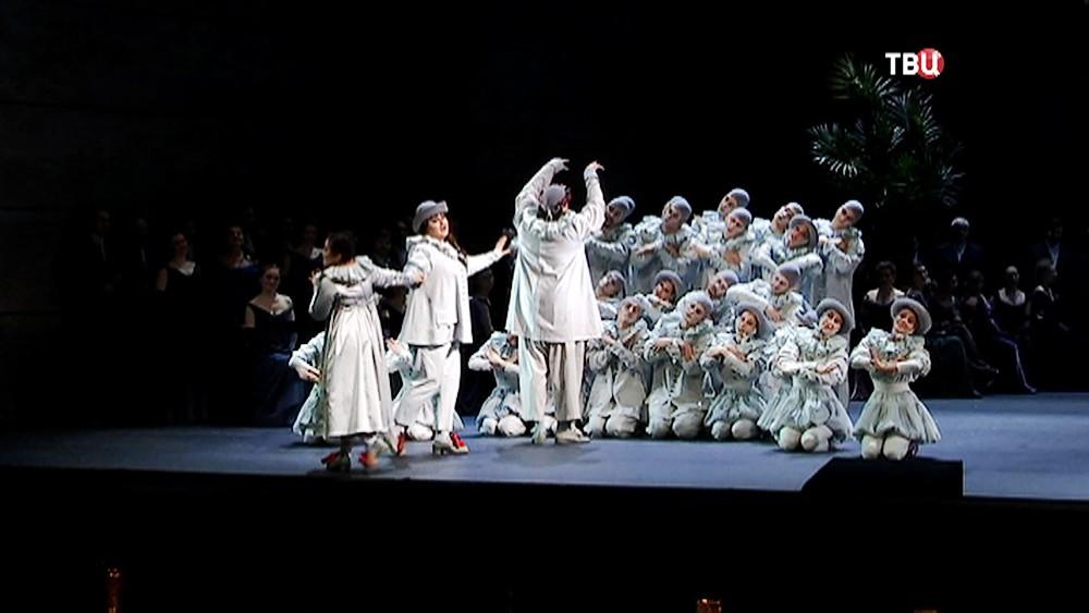 Римас Туминас установил оперу «Пиковая дама»