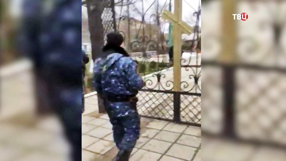 Последствия стрельбы в Кизляре