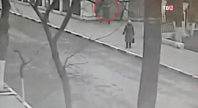 Съемки камеры видеонаблюдения в Кизляре