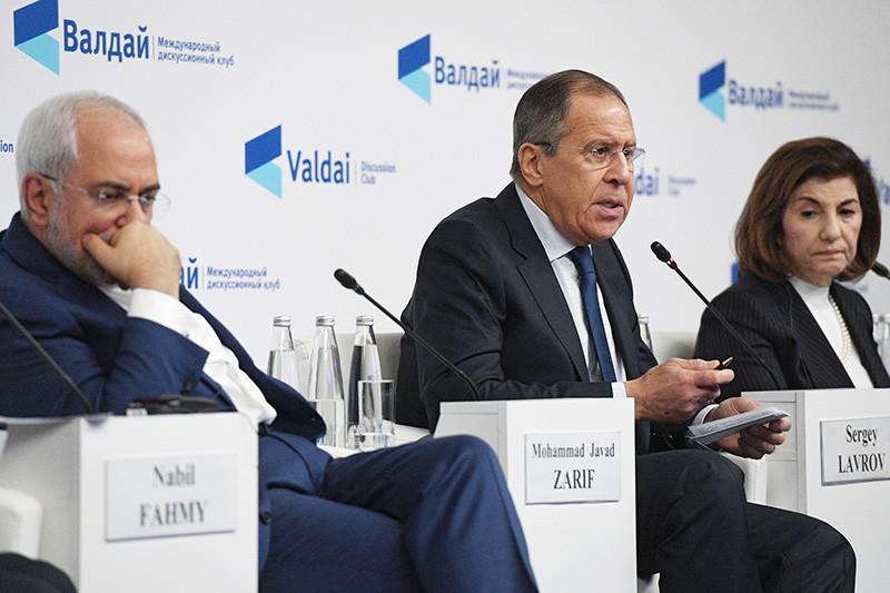 """Конференция """"Россия на Ближнем Востоке: игра на всех полях"""""""