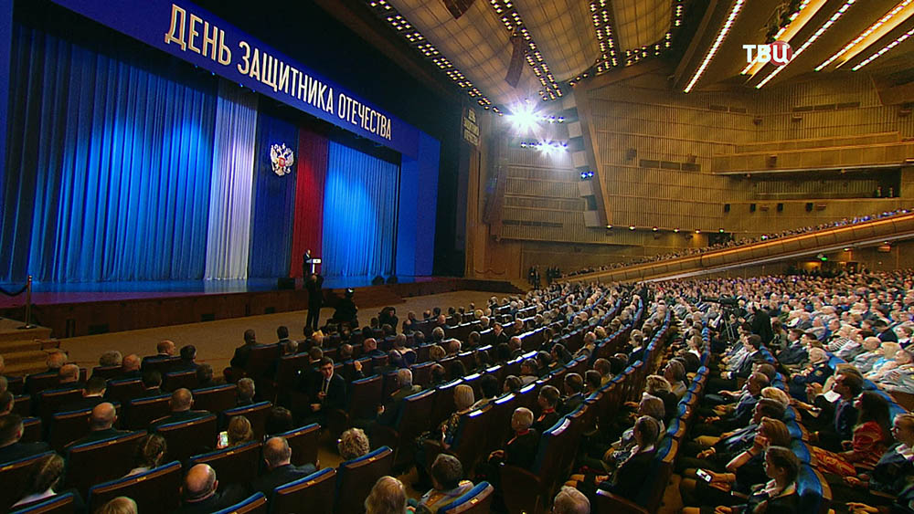 Владимир Путин: доверие— основной фактор ввоенном деле