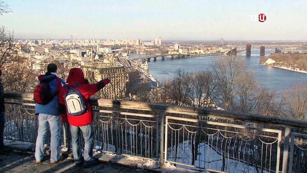 Панорама Киева