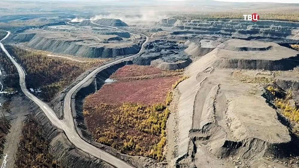 Угольное месторождение
