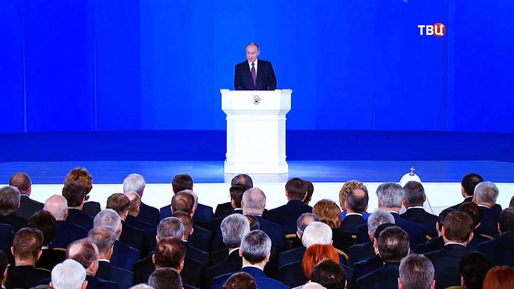 Наш приоритет это благополучие людей— Путин