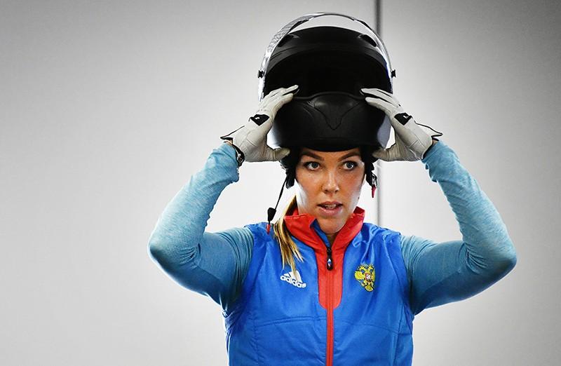 Российская спортсменка Надежда Сергеева