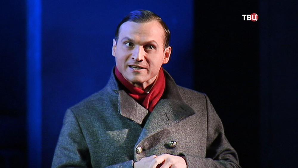 Спектакль РАМТ по пьесе Булгакова о Пушкине