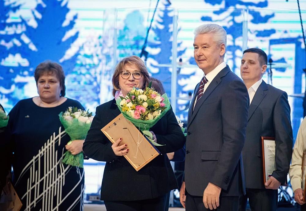 Сергей Собянин поздравляет жителей Зеленограда с днём города