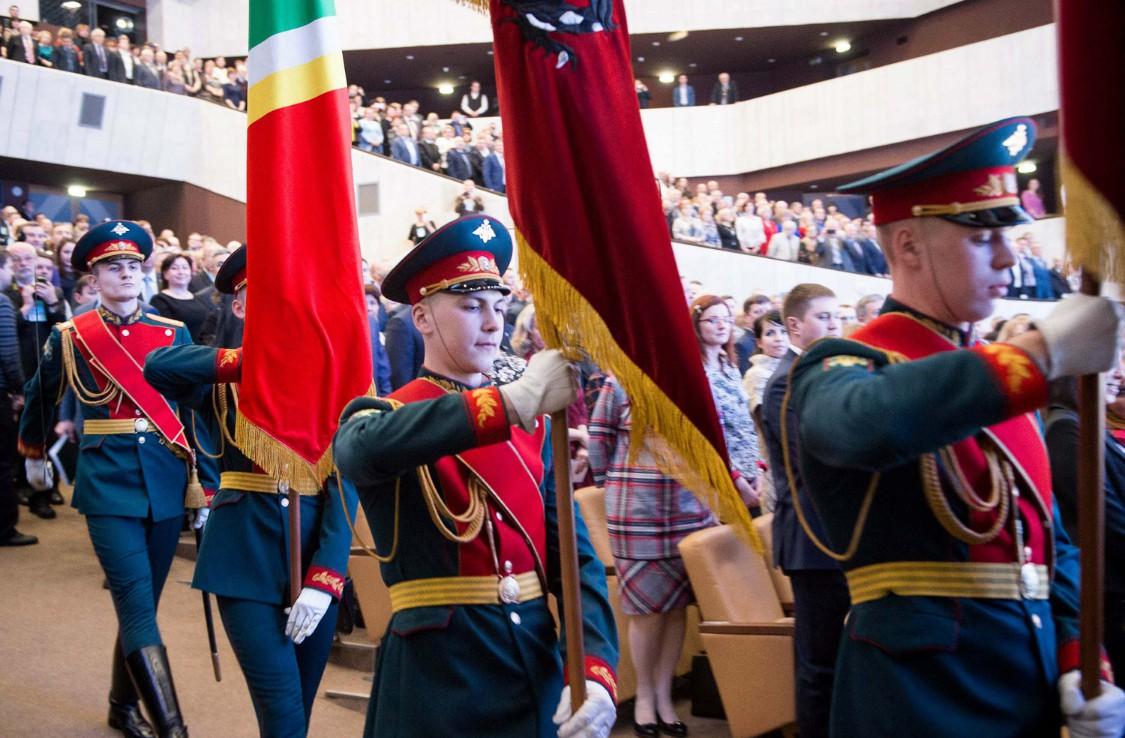Празднование дня города в Зеленограде