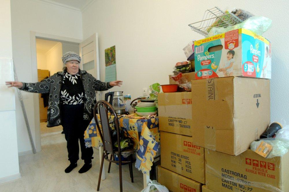Переезд в новый многоквартирный дом по программе реновации