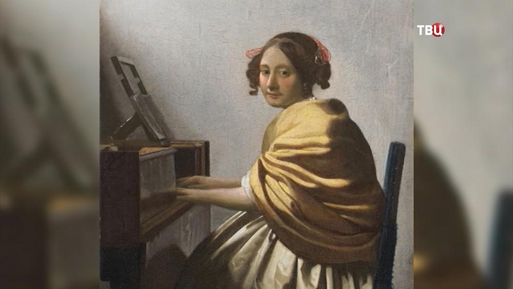 Картина из Лейденской коллекции