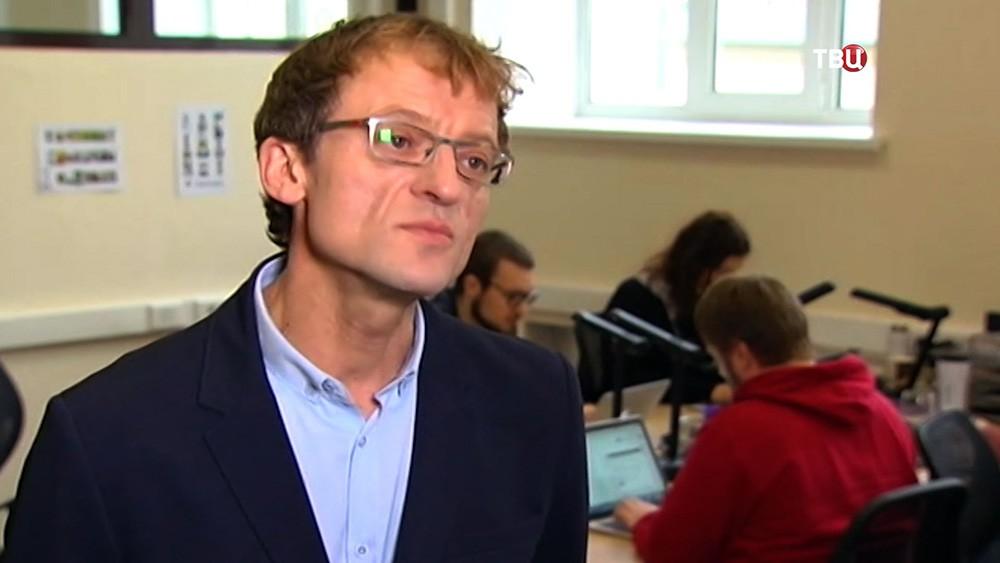 Советник полпреда президента на Дальнем Востоке Фёдор Шеберстов