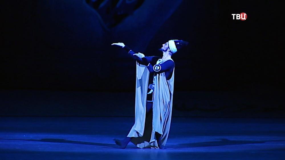 Оперная постановка в Большом Театре