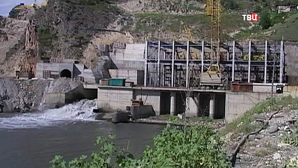ГЭС в Дагестане