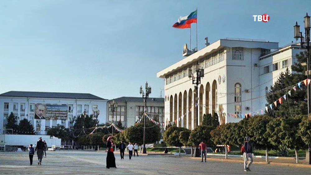 Город Махачкала (Дагестан)