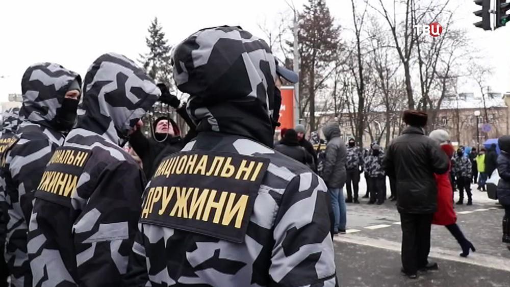 """""""Национальные дружины"""" на Украине"""