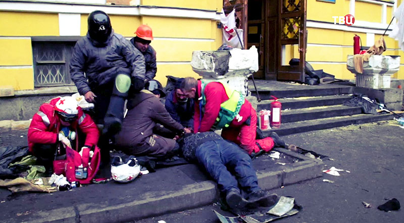 """Смотрите в 22:30 специальный репортаж """"Украина. Страна на обочине"""""""