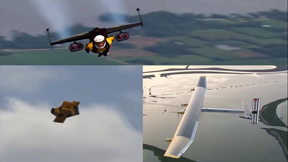 Летательные аппараты
