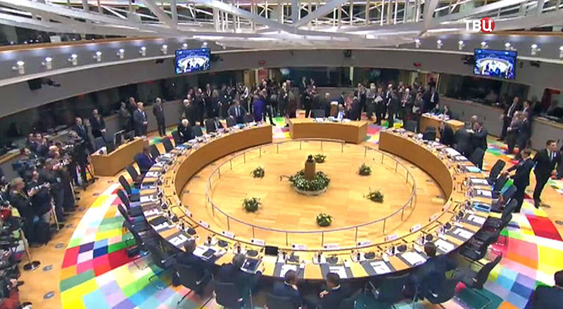Саммит в Брюсселе
