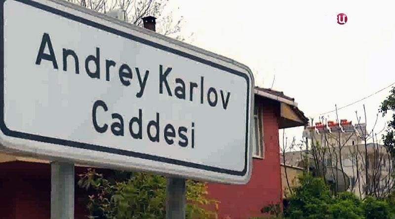Улица Андрея Карлова