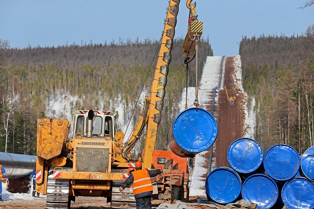 Помпео пообещал продолжить делать все возможное, чтобы остановить «Северный поток 2»