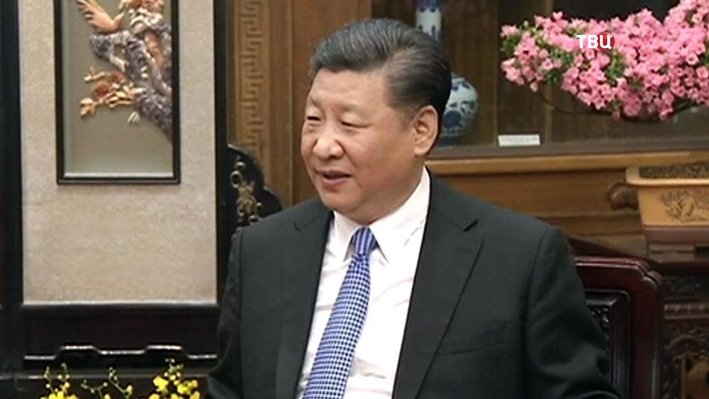 Глава КНР Си Цзиньпин