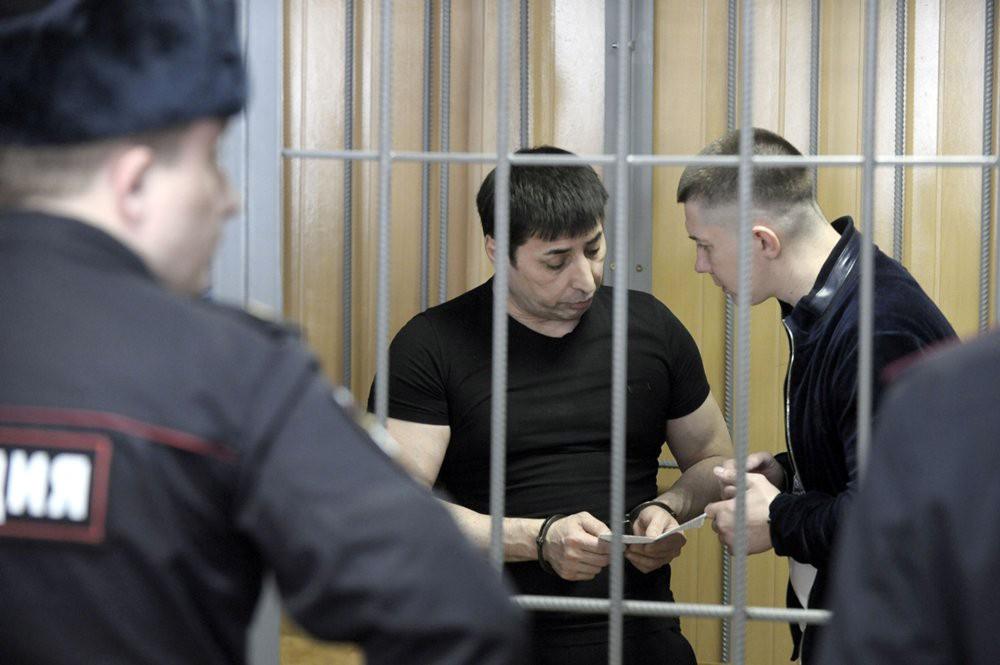 Участники преступной группировки, организатором которой является Захарий Балашов (Шакро Молодой)