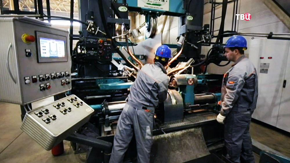 Цех в производственном предприятии