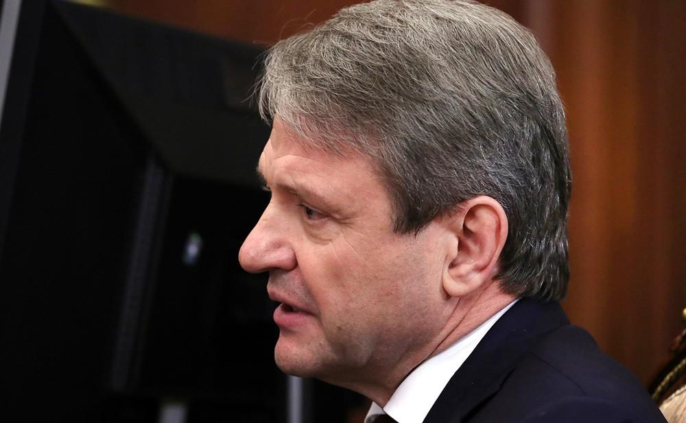 Министр сельского хозяйства Александр Ткачёв