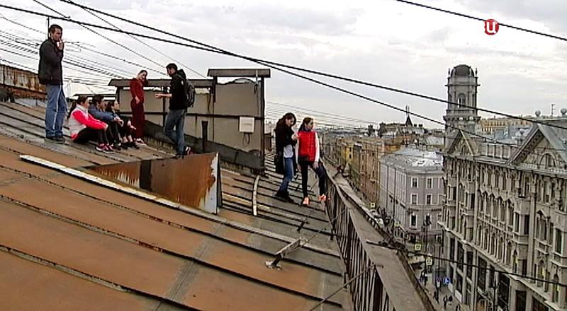 Необычная экскурсия в Санкт-Петербурге