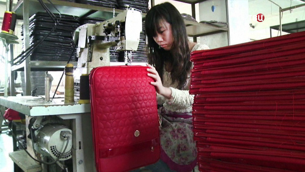 Производство в КНР