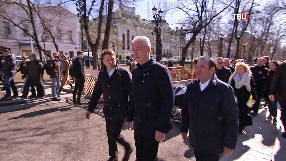 Сергей Собянин проинформировал обувеличении динамики экспорта столичных учреждений на31 процент