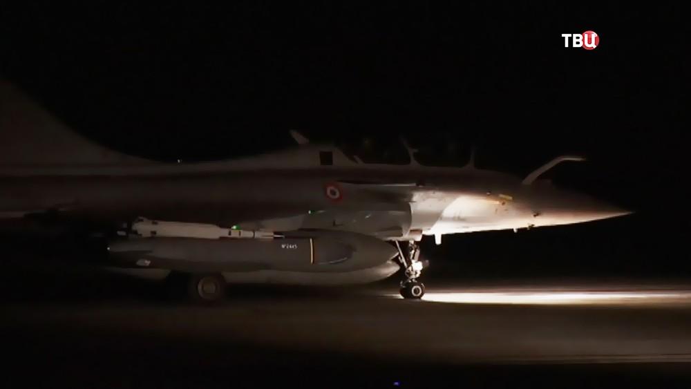 Истребитель ВВС Франции