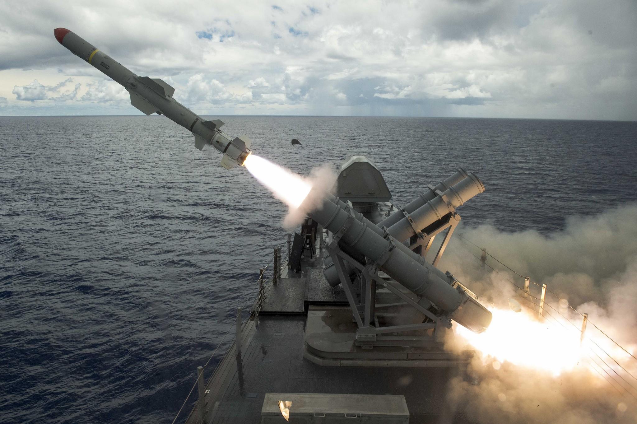 Пентагон неверит, что РФ получила американские «Томагавки»