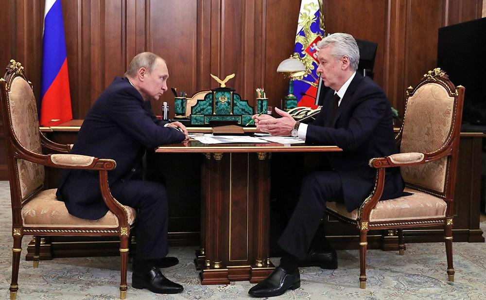 Путин поддержал создание цельного научно-производственного кластера столицы