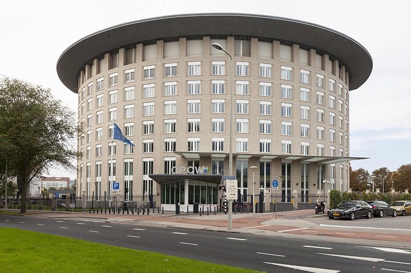Здание ОЗХО в Гааге, Нидерланды