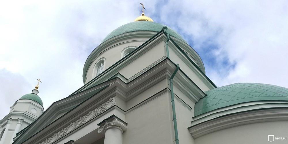 Церковь св. мучеников Флора и Лавра на Зацепе