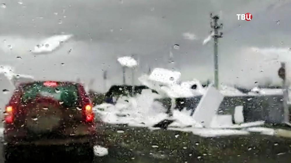 Штормовой ветер