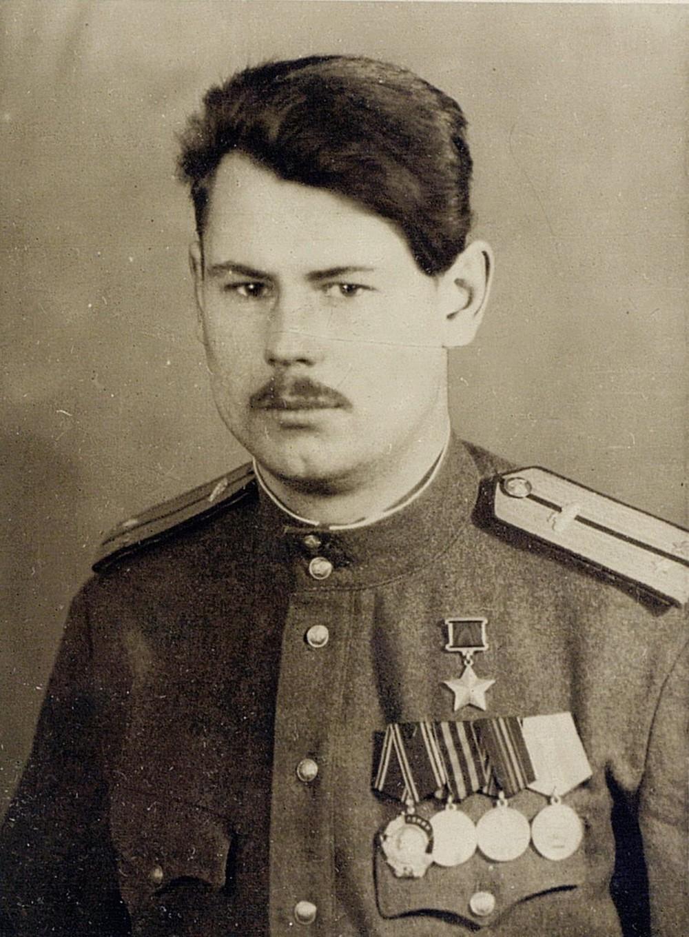 Лейтенант Милюков  Александр Иванович