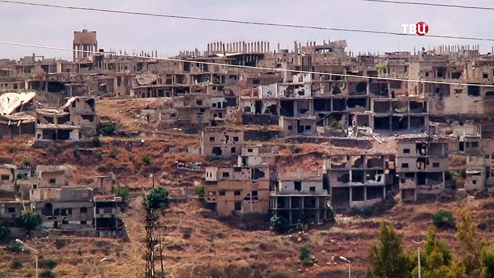 Последствия весенних действий в Сирии