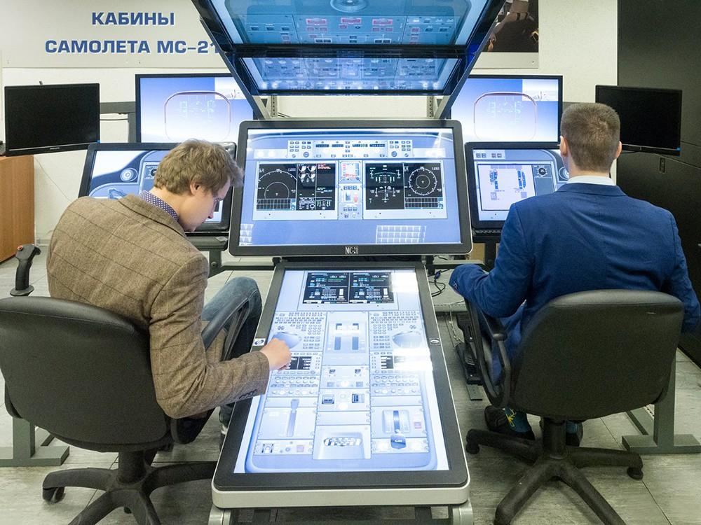 """Акции """"День без турникетов"""" в НИИ авиационных систем"""