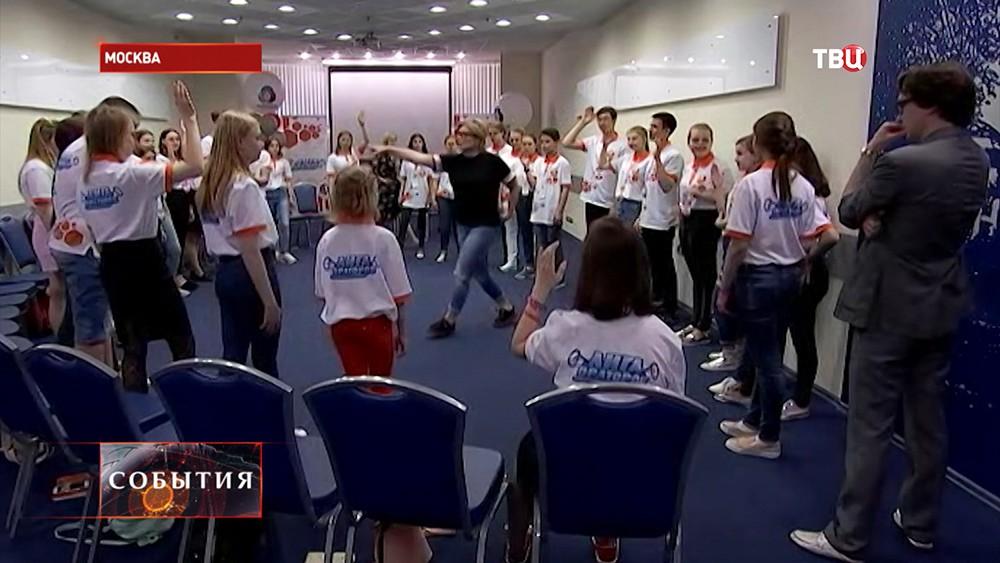 """Финал всероссийского конкурса """"Лига ораторов"""""""