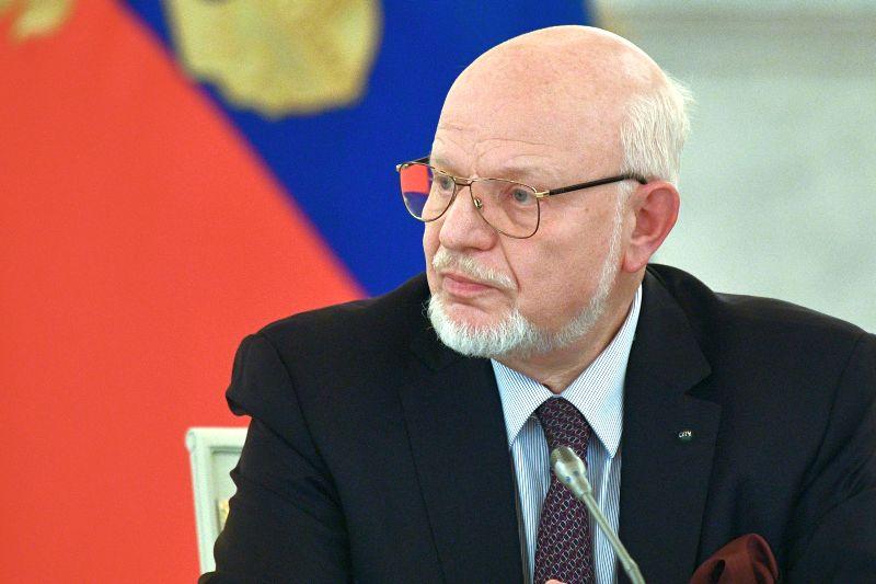 Председатель Совета при президенте России по развитию гражданского общества и правам человека (СПЧ) Михаил Федотов