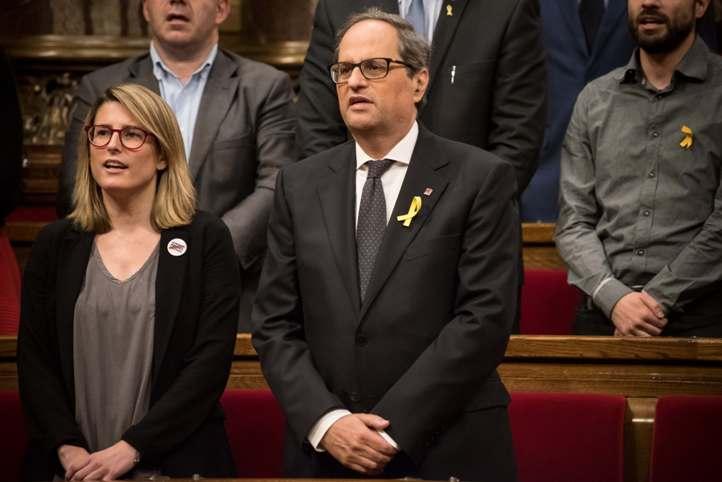 Новый глава Каталонии Ким Торра