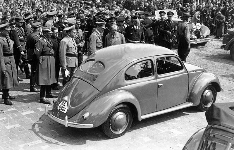 """Первый """"Жук"""". 1938 год"""