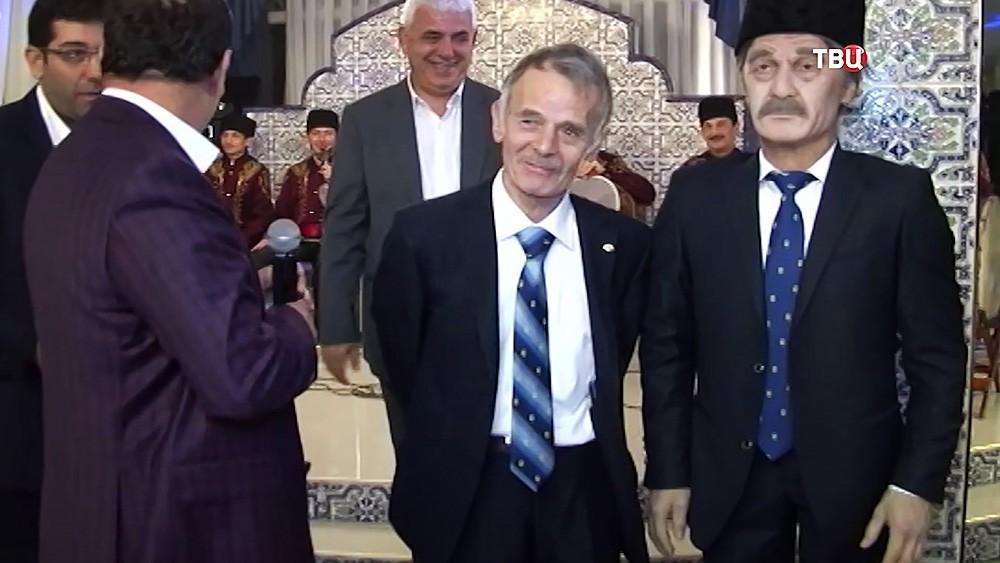 Украинский депутат Мустафа Джемилев