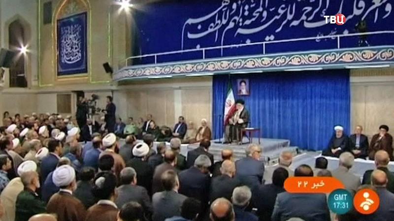 Заседание в Иране